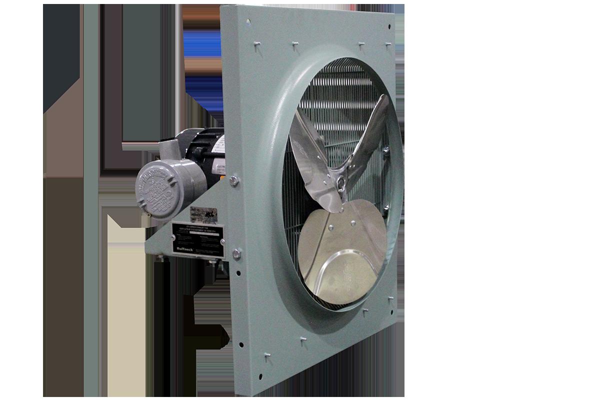 Взрывобезопасный вытяжной вентилятор — EFX