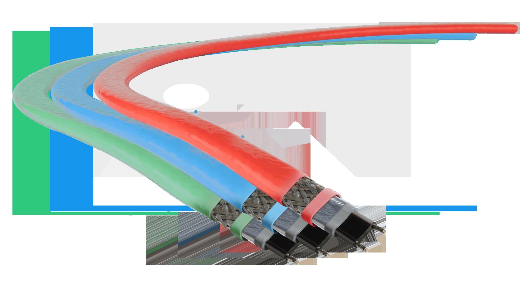 HSX™ Саморегулирующийся нагревательный кабель