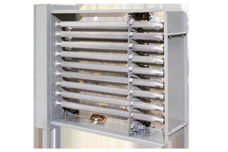 Коммерческий вставной обогреватель воздуховодов — RDIF