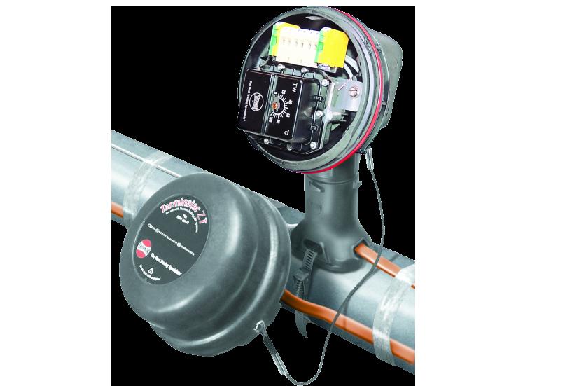 Термостат для регулирования температуры стенок трубы Terminator™ ZT-C